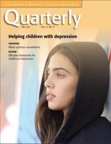 helping children with depression